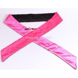 Pink satin Blindfold